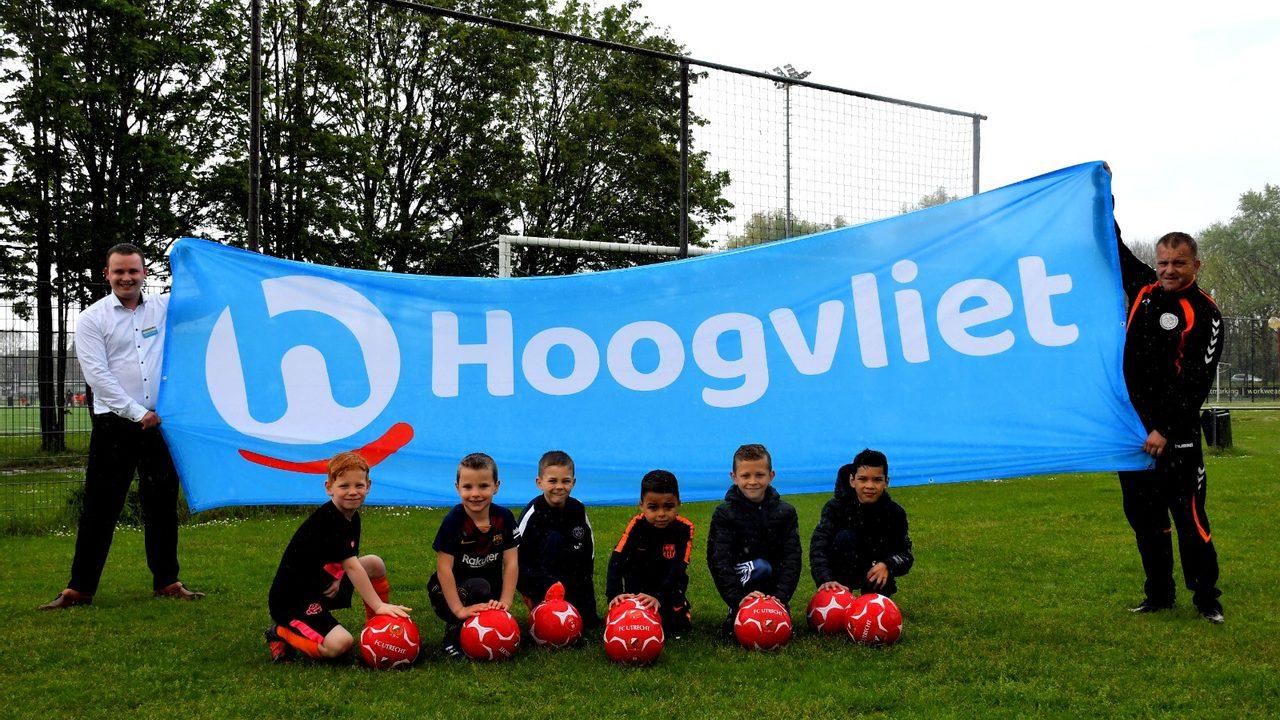 Hoogvliet Maarssen verrast DWSM met voetballen